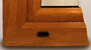 Kunststofffenster holzdekor  Fensterbau Rentschler in 75328 Schömberg (bei Calw) - Holzfenster ...